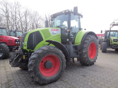 CLAAS Axion 810 Cmatic Cebis