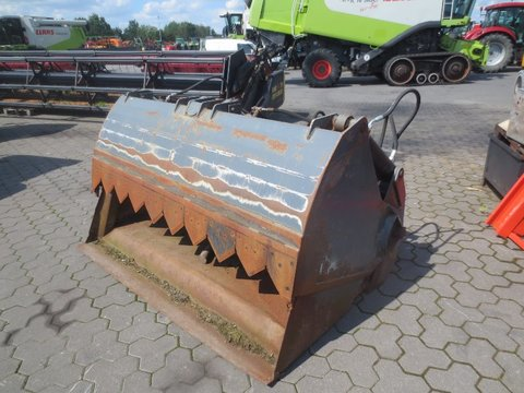 Bressel und Lade SSZ 199 Silozange für Hanomag
