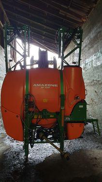 Amazone UF1201 Gestänge 21m mit Bediencomp.