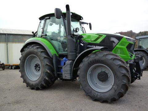 Deutz Fahr 6165 Agrotron TTV