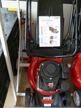 MTD Smart 42 PO Benzin-Rasenmäher