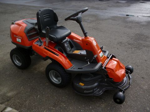 Husqvarna Rider R 214 TC