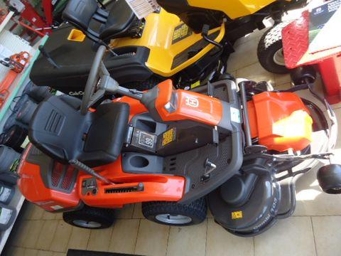 Husqvarna Rider R 216T AWD mit Mähdeck 103cm
