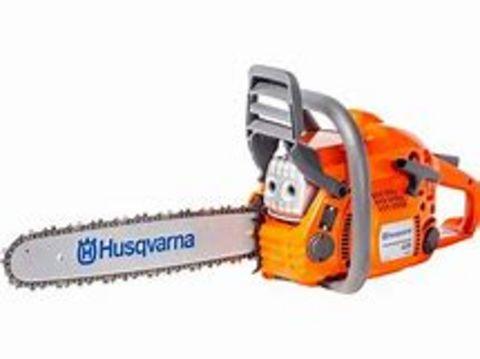 Husqvarna 435 Motorsäge - für regelm. Einsatz-