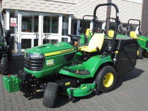 John Deere X 950R Boden 122 cm
