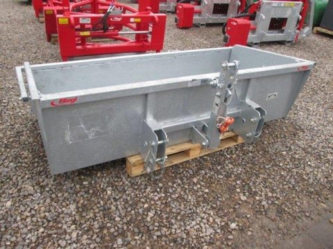 Fliegl Heckcontainer 220 cm