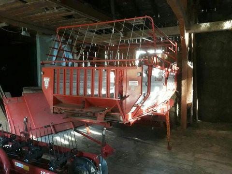 Trumag Aufbauladewagen  ALG 80