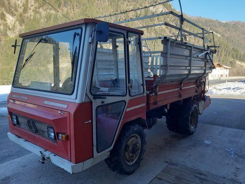 Lindner Transporter 3500S