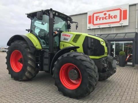 CLAAS Axion 850 Cmatic ***GPS S10 RTK***