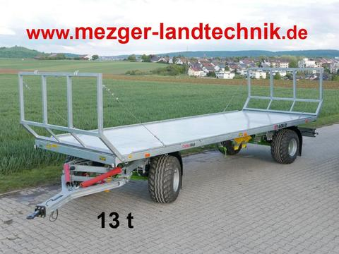 CynkoMet Ballenwagen T-608/2 (13 t) (Am Lager)