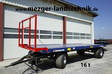 Ursus Ballenwagen UBW16-Q (Ballenplatte)