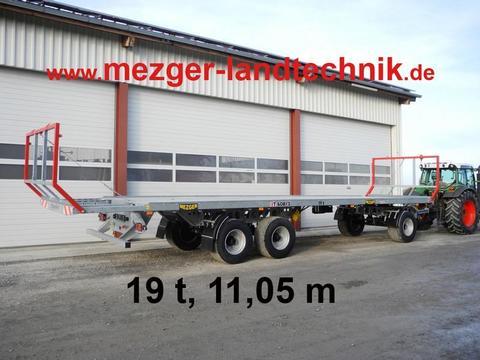 CynkoMet 19 t, (T608-3) Ballenwagen Ballenanhänger