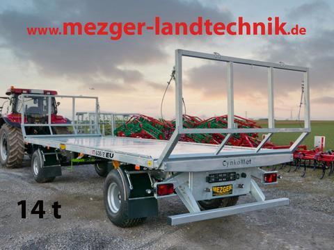 CynkoMet - Mezger T-608/2 EU 14 t,  9,27 m