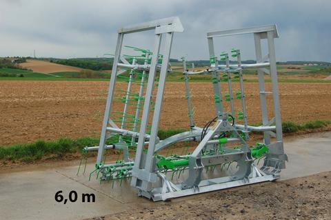 Zocon Greenkeeper 6,0 m Striegel