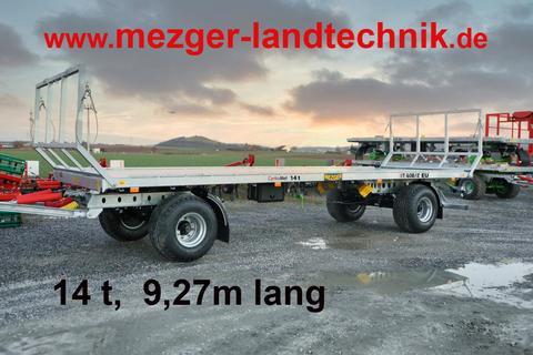 CynkoMet Ballenwagen T-608/2EU 14 t, 9,27 m (Am Lager)