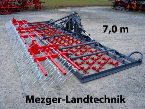 MezTec WK7 (Wiesenschleppe Kombi) Striegel