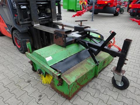 EURO-Jabelmann Kehrmaschine V 1500 GSKM, für Gabelstapler, 1,50