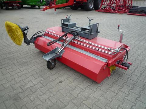 EURO-Jabelmann Kehrmaschinen V 2001 für Gabelstapler, 2 m Arbei