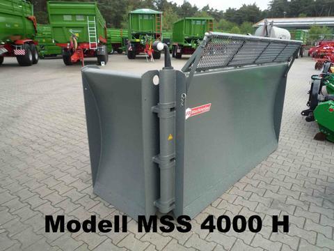 EURO-Jabelmann Maisschiebeschild MMS 4000 H, 4000 mm breit, NEU