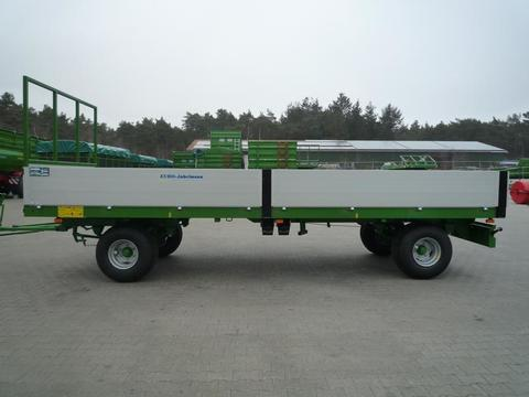 Pronar Plattformwagen TO 22, mit Bordwände