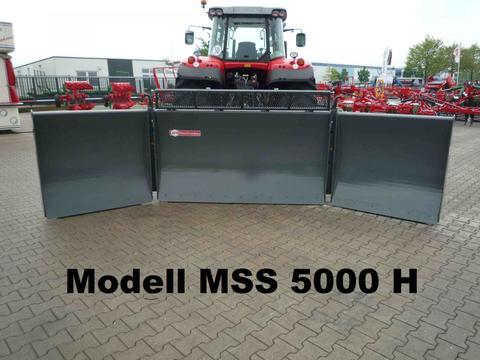 EURO-Jabelmann Maisschiebeschild MMS 5000 H, 5000 mm breit, NEU