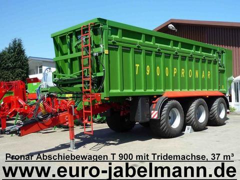 Pronar Abschiebewagen, NEU, 2 + 3 Achsen, 23 to + 33 to GG