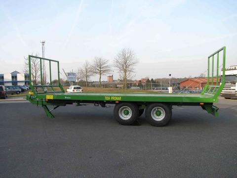 Pronar Tandem Ballentransportwagen; TO 24 M, 12,0 to, N