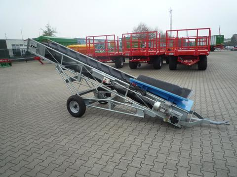 EURO-Jabelmann Förderband V 4500, 4000 mm lang, Gurtbreite 500