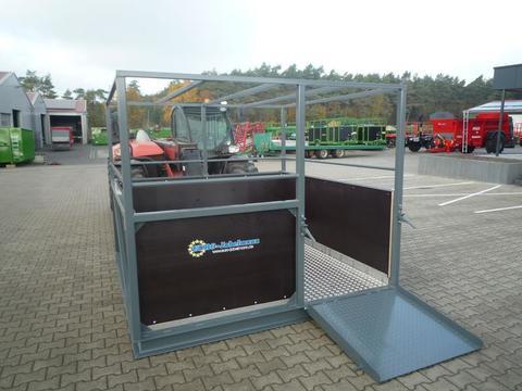 EURO-Jabelmann Tiertransportplattform, Viehtransportplattform, TTP, NEU, nach Wunsch ge