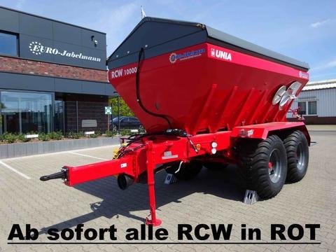 Unia Grossflächenstreuer, NEU, RCW, 3000 - 12000 Ltr.