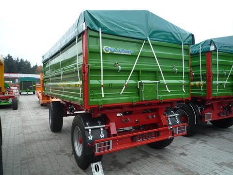Pronar Anhänger Zweiachsdreiseitenkipper PT 610, 14,2 t