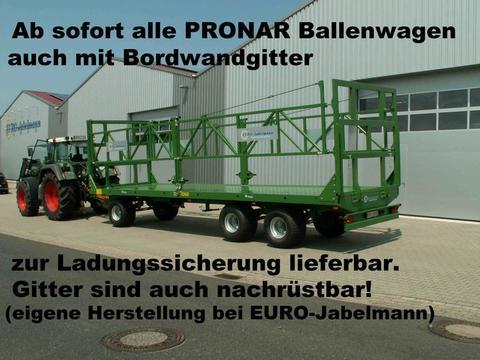 Pronar EURO-Jabelmann Ballenaufbau für Pronar Ballenwag