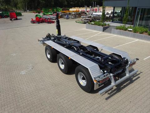 Pronar Containeranhänger / Containerfahrzeug T 386, Tridem, 33 to, NEU, sofort ab Lager