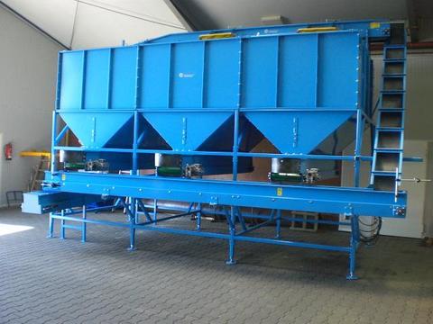 EURO-Jabelmann Bunkeranlage, eigene Herstellung, NEU, Made in G