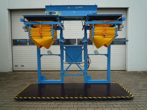 EURO-Jabelmann Doppel Big-Bag-Füller DBBF, NEU