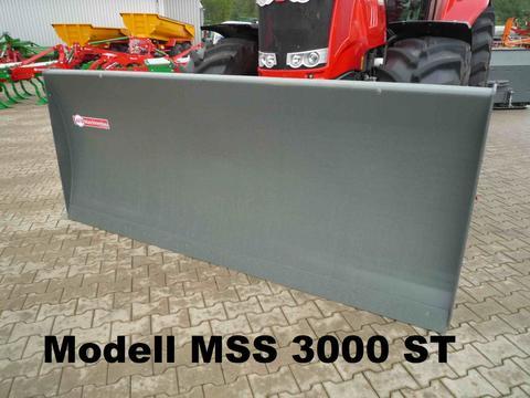 EURO-Jabelmann Maisschiebeschild MMS 3000 ST, 3000 mm breit, NE