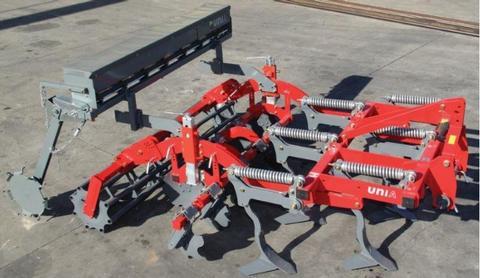 Unia Zwischenfruchtdrillmaschine, Alfa, 3,00 m, 8 Rei