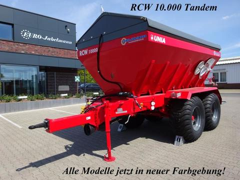 Unia Großflächenstreuer RCW 8200, NEU