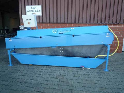 EURO-Jabelmann Bürstenmaschine mit Wassersprüheinr. und 25 Bürs