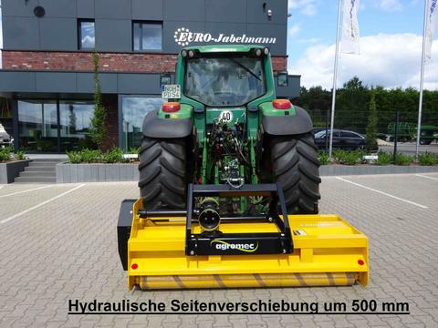 Agromec Front- und Heckanbau, Mulcher / Mulchgerät Extra