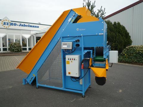 EURO-Jabelmann Absackwaage TW 500 E, NEU, Möhrenwaage