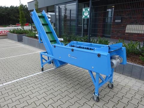 EURO-Jabelmann Sternenterder Bürstenmaschine 5510 mit Steigband