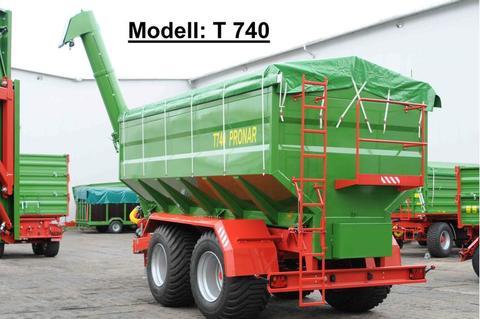 Pronar Überladewagen T 740, 23 to, Tandem, NEU