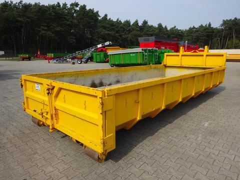 EURO-Jabelmann gebr. Container LBH:6000x2380 x700 mm, 10,6 m³,