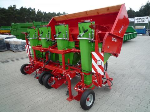 Unia Kartoffellegemaschine Kora 4 H, hydraulischer Kippbunker, NEU
