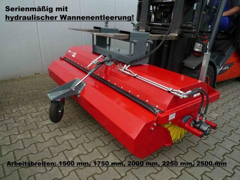 EURO-Jabelmann Staplerkehrmaschine 1,50 m, einschl. hydr. Entleerung, aus laufender Produkt