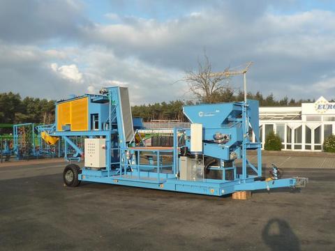 EURO-Jabelmann Kartoffelsortieranlage auf Fahrgestell, Kompaktanlage, NEU