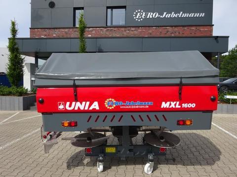 Unia 2-Scheiben Düngerstreuer MXL 1600, NEU, Streubre
