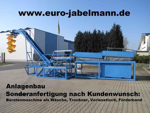EURO-Jabelmann Anlagenbau, NEU, gebaut nach Ihren Plänen und Wünschen, eigene Herstellung (Made in