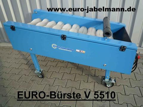 EURO-Jabelmann Bürstenmaschinen, NEU, 550 - 2200 mm breit, eigene Herstellung (Made in